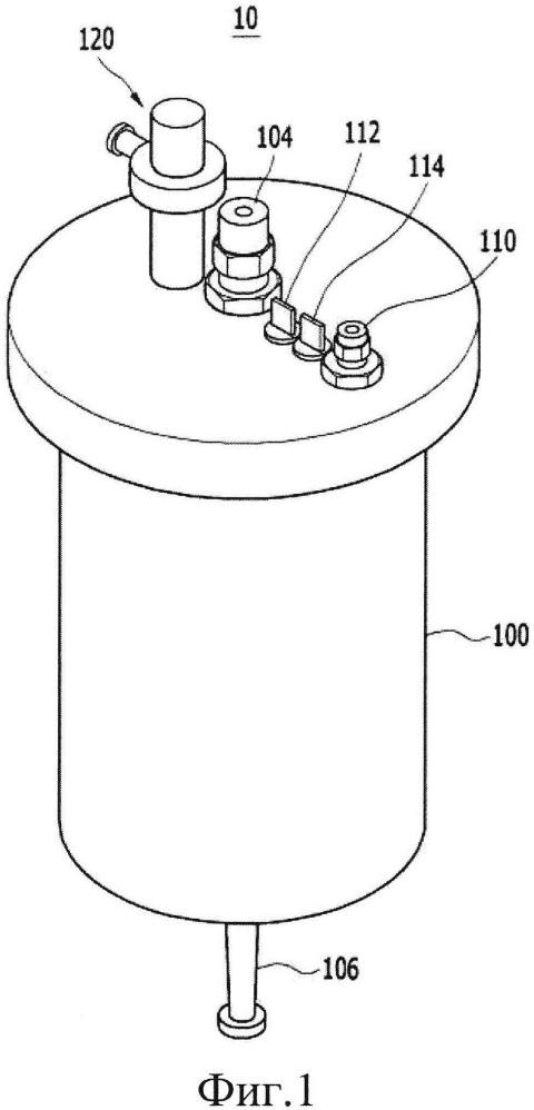 Ультразвуковое диспергирующее устройство для процесса стерилизации
