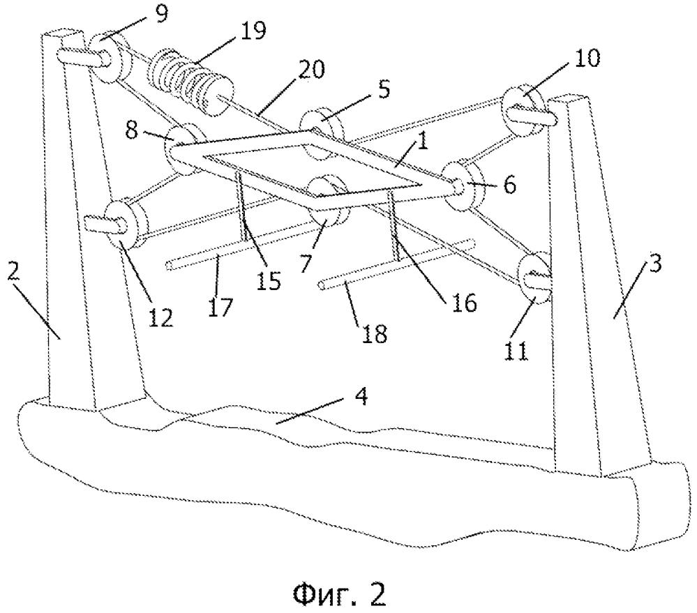 Способ подвешивания питающих электролиний транспортных средств с помощью универсальной самоцентрирующейся системы с электроизолирующими роликами