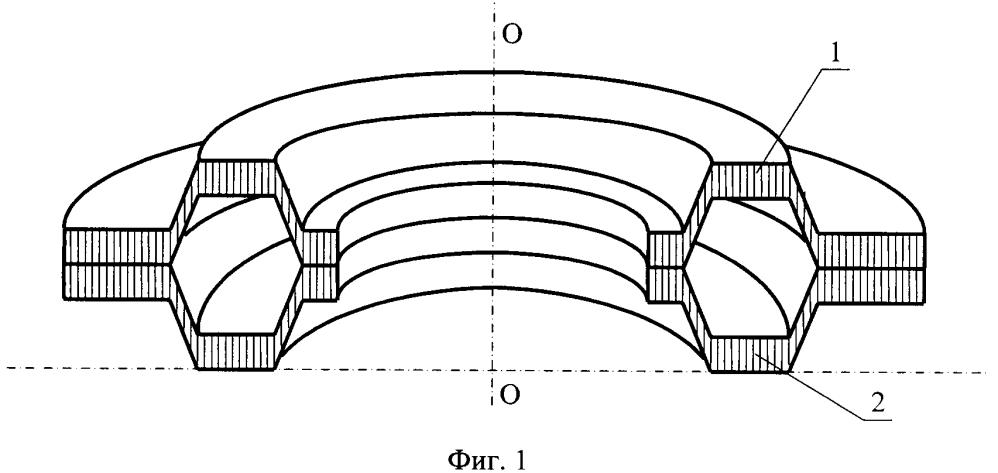 Магнитный экран и способ его изготовления