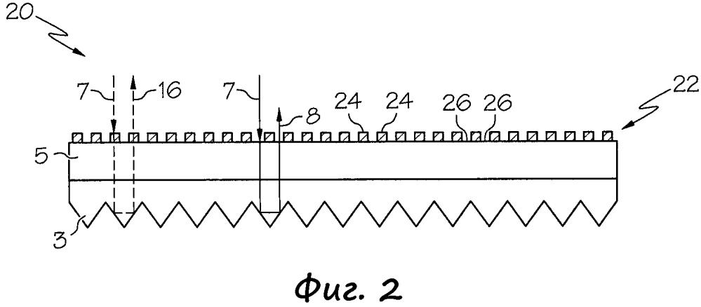 Световозвращающее листовое покрытие, имеющее полутоновую печатную переднюю поверхность