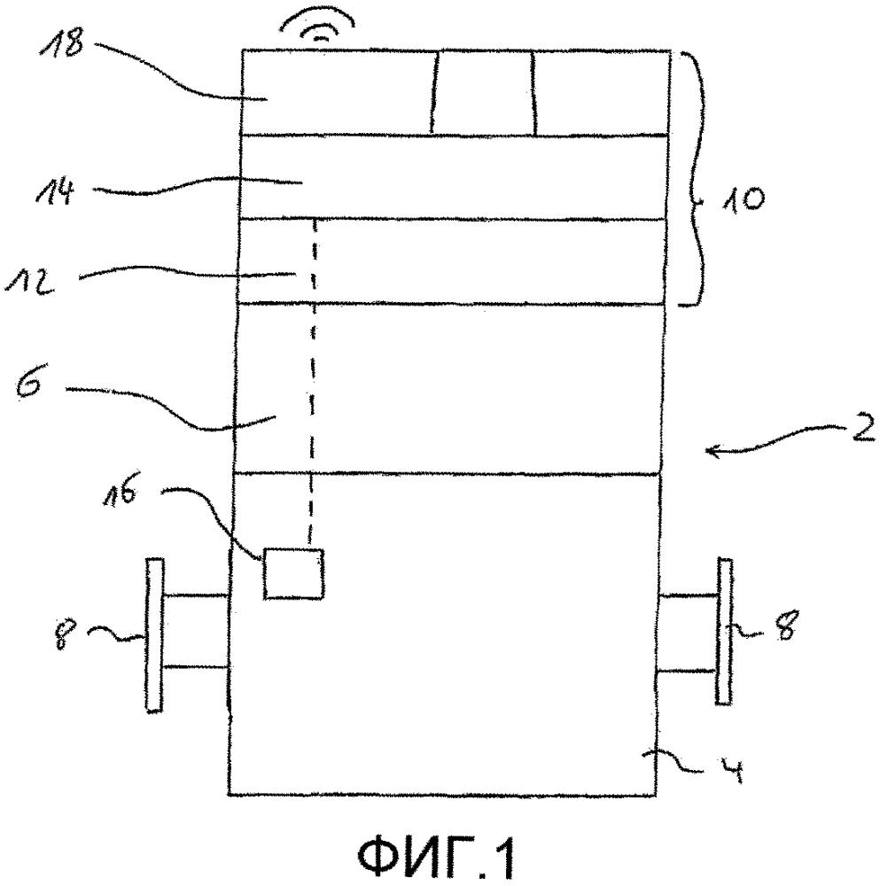 Циркуляционный насосный агрегат и гелиотермическая установка