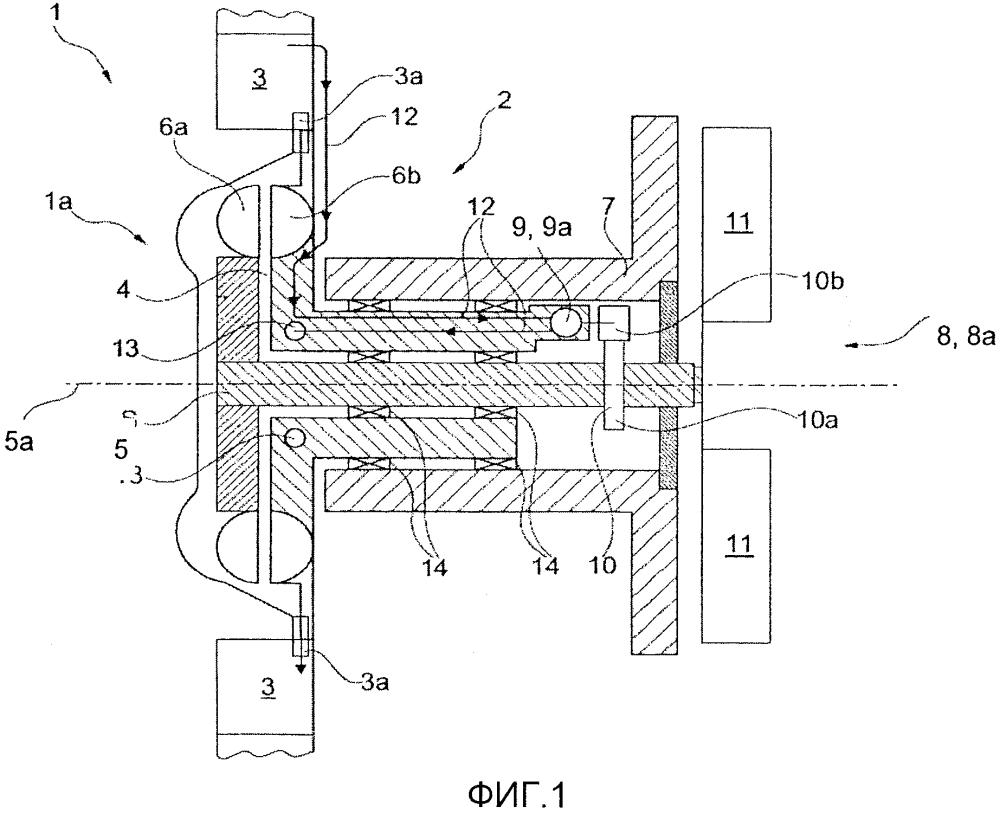 Двигатель внутреннего сгорания с жидкостным охлаждением и способ работы двигателя внутреннего сгорания с жидкостным охлаждением