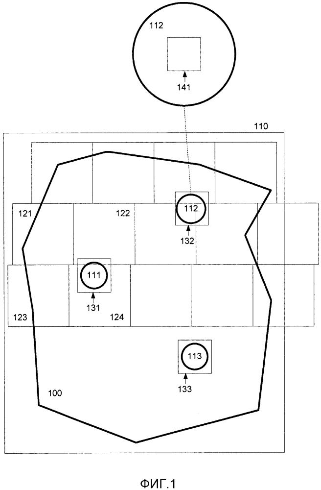 Способ и устройство для идентификации географических местоположений