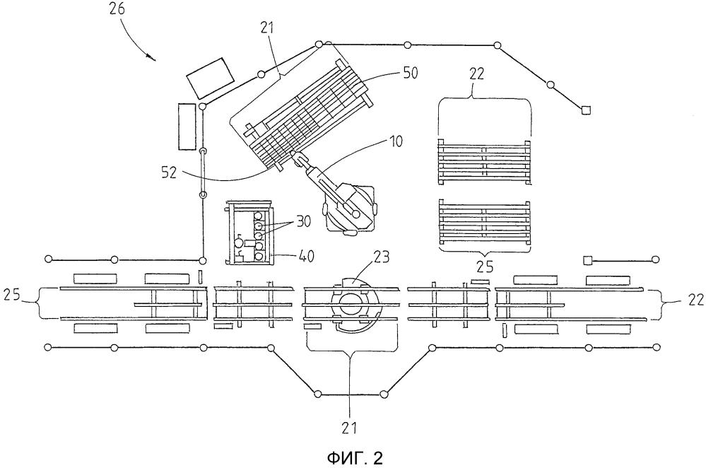 Способ многоступенчатого шлифования изделий, а также вакуумный стол, магазин, съемное устройство и установка для осуществления способа