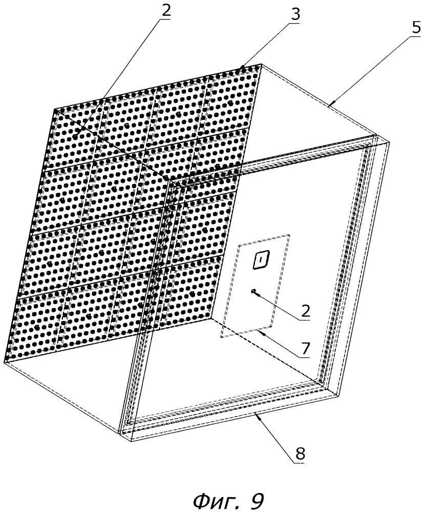 Устройства и способы оптической передачи данных в светодиодном экране