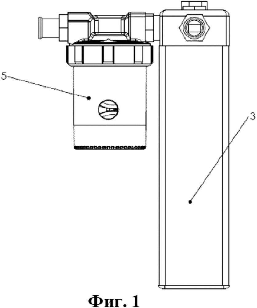 Устройство предварительного нагрева текучей среды, в частности текучей среды охлаждающего агента двигателя сгорания