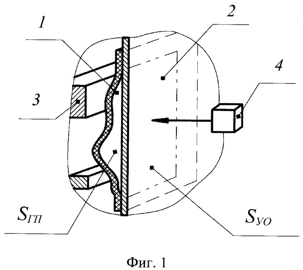 Устройство защиты технических объектов от механического воздействия поражающих элементов