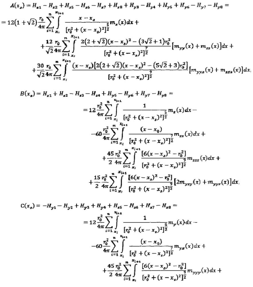 Способ измерения магнитных моментов объекта
