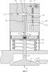 Исполнительный механизм для осевого смещения газообменного клапана в двигателе внутреннего сгорания