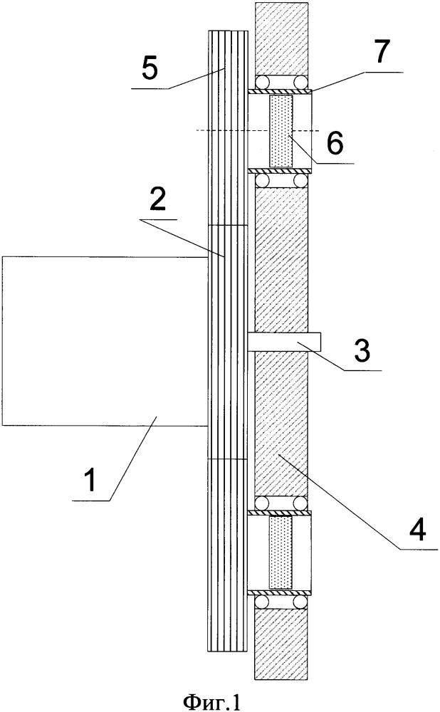 Планетарный механизм позиционирования поляриметрической оптики