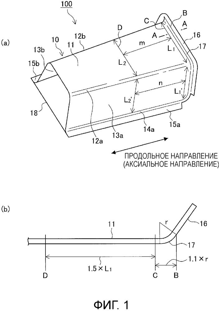 Способ изготовления отформованного прессованием изделия и устройство для формования прессованием