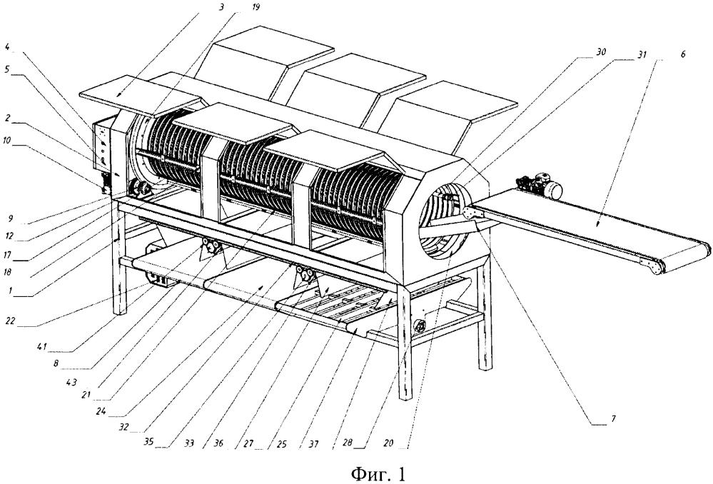 Устройство для сортировки рыбы