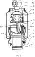 Устройство пневматической подвески с интегрированным управляющим клапаном