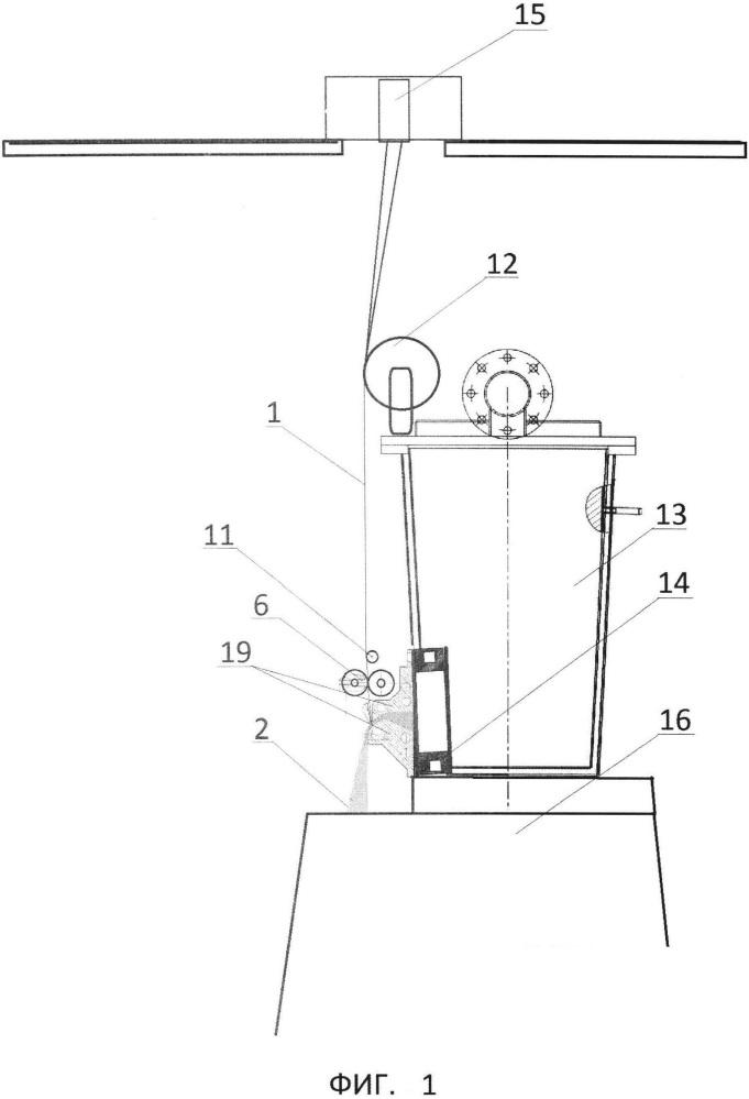 Способ производства штапельного нанотонкого минерального волокна и оборудование для его изготовления