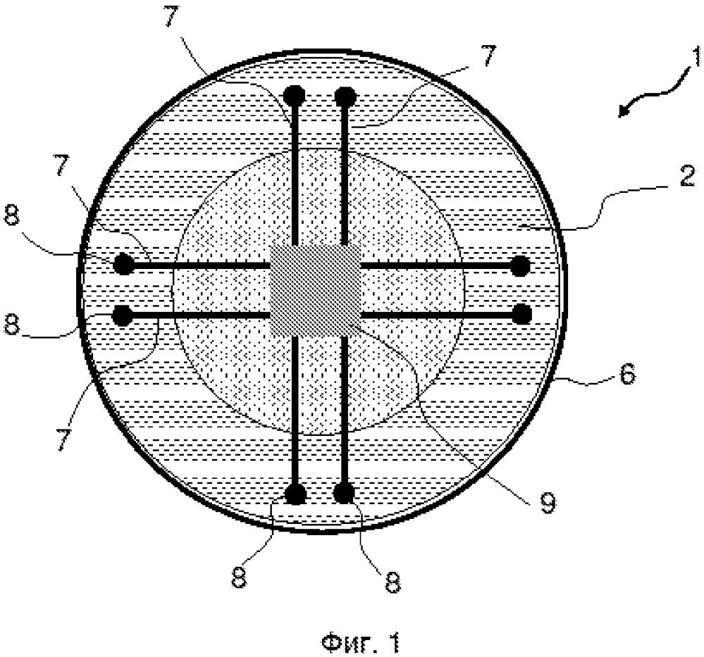 Фундамент машины, способ эксплуатации формовочной машины и формовочная установка