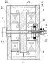 Гибридная аксиальная электрическая машина-генератор