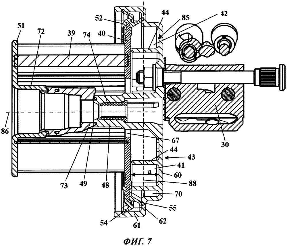 Направляемый вручную рабочий инструмент с двигателем внутреннего сгорания и воздушным фильтром