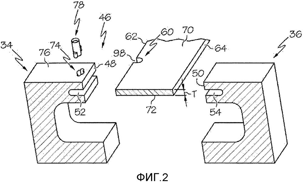 Турбина, включающая в себя устройство предотвращения вращения бандажного уплотнения