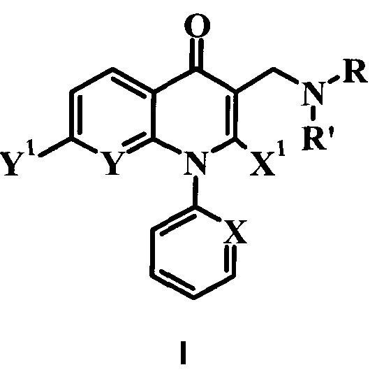 Аминометилхинолоны, полезные при лечении jnk-опосредованного расстройства