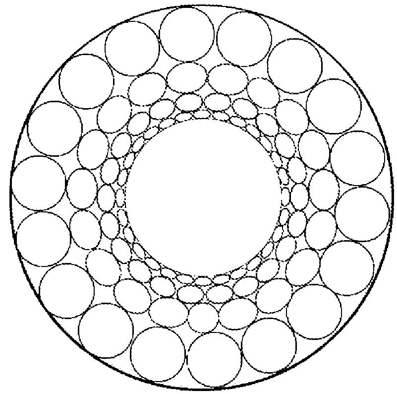 Способ селективной запайки внешних оболочек фотонно-кристаллических волноводов с полой сердцевиной