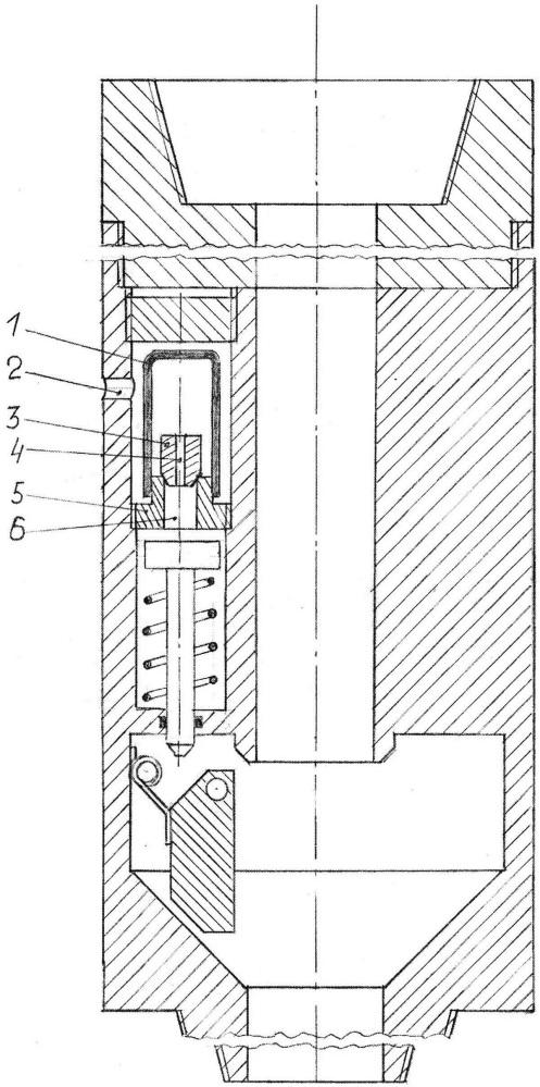 Устройство для перекрытия колонны бурильных труб