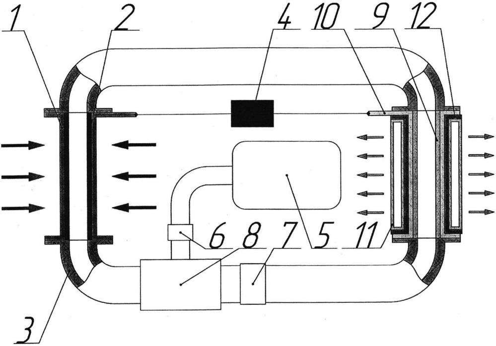 Электронная тепловая труба