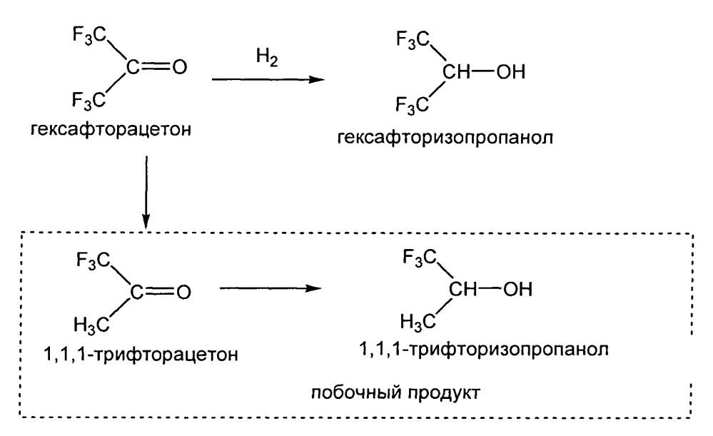 Способ получения гексафторизопропанола и фторметилгексафторизопропилового эфира (севофлурана)