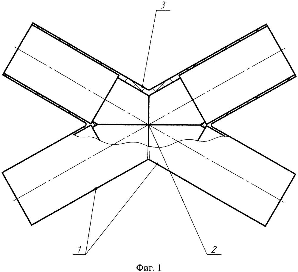 Способ изготовления фитинга из слоистого композиционного материала.