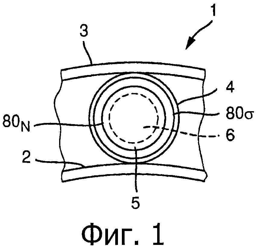Конструктивный элемент подшипника качения и подшипник качения