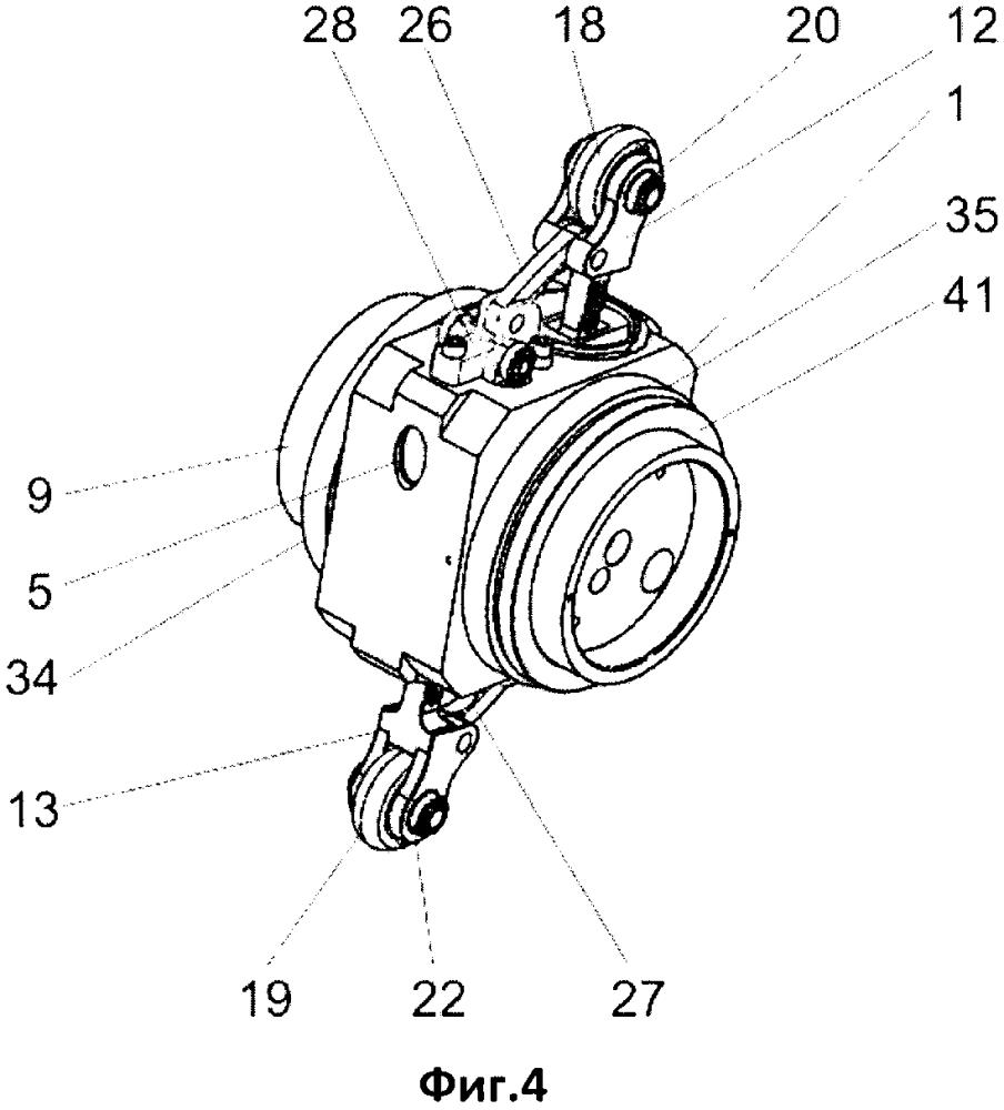 Орбитальный двигатель внутреннего сгорания