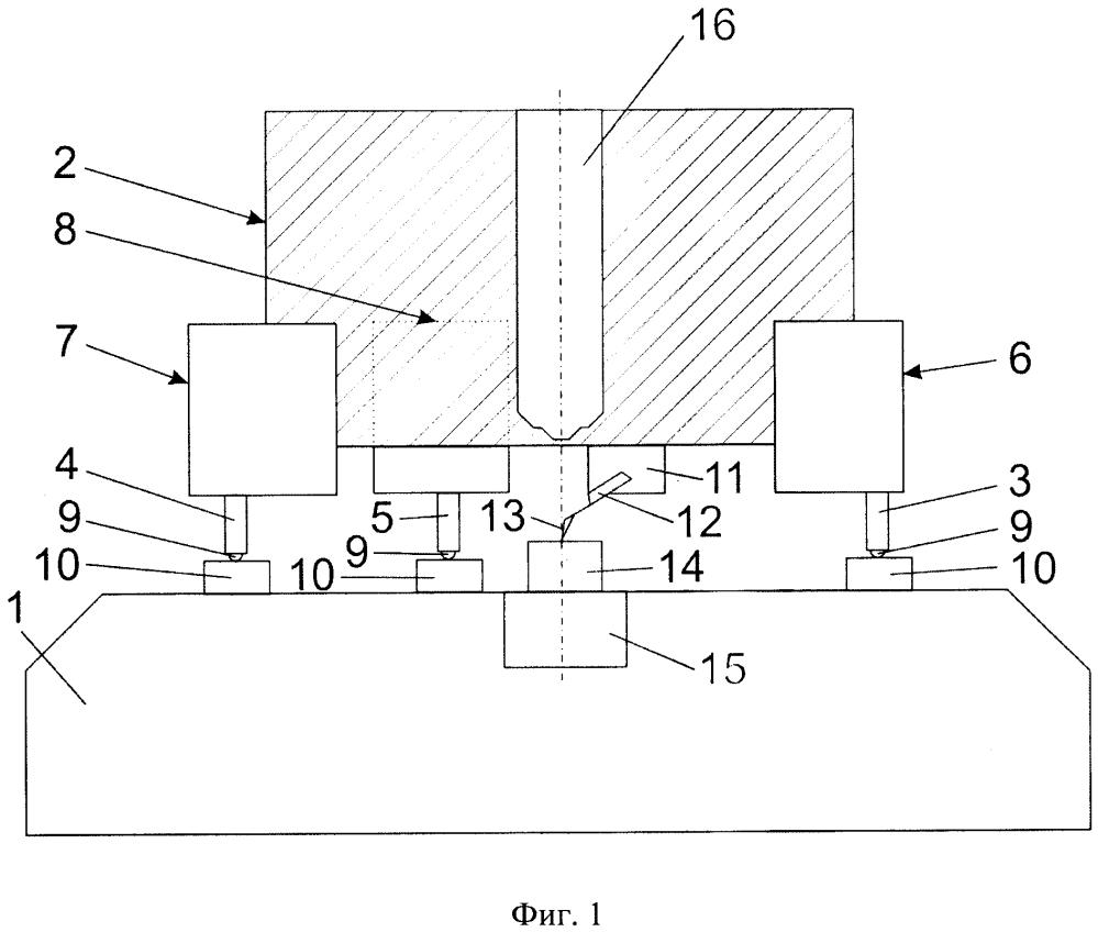 Устройство механического перемещения для сканирующего зондового микроскопа