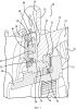 Блокируемый дифференциал с электронным управлением, содержащий неповоротный статор и якорь