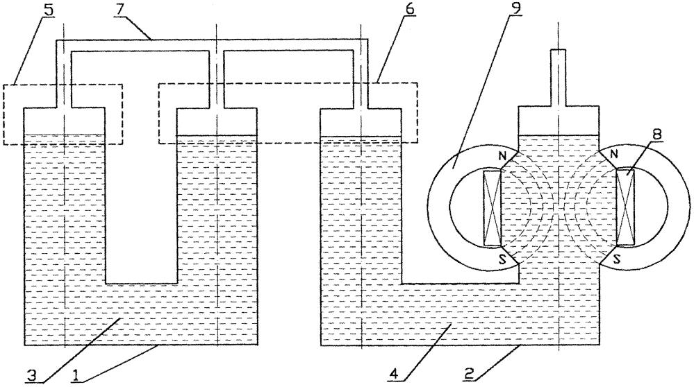 Электрический генератор с двигателем стирлинга