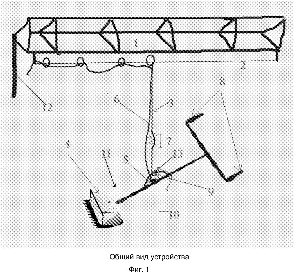 Электромеханическое устройство для срезания сфагнового мха с несколькими режущими кромками