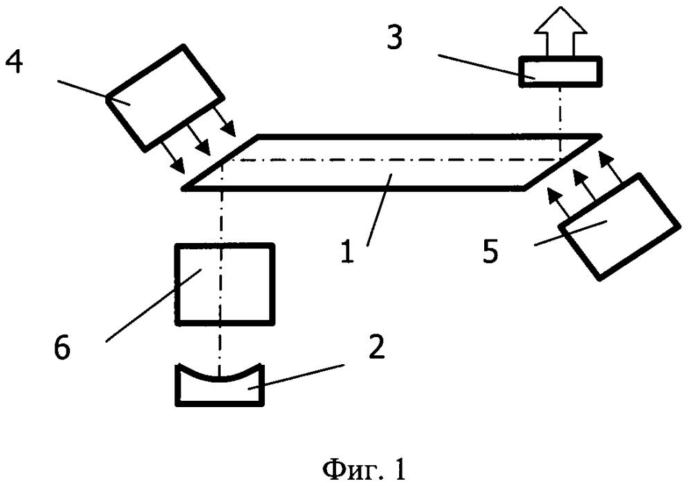 Импульсный твердотельный лазер