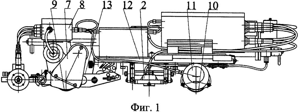 Автоматизированная установка ультразвукового контроля
