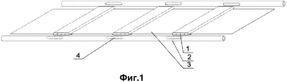Абсорбер солнечного коллектора