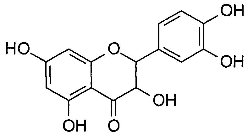Способ получения дигидрокверцетина из древесины лиственницы сибирской