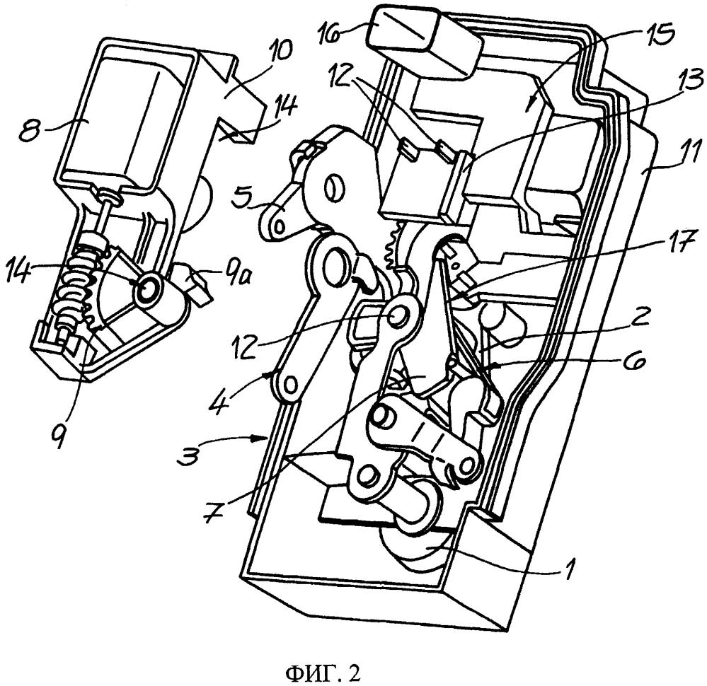 Дверной замок автомобиля и метод селективного управления дверным замком автомобиля с устройством или без устройства запорной системы