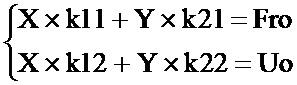 Системы и способы измерения импеданса для определения компонентов твердых и текучих объектов