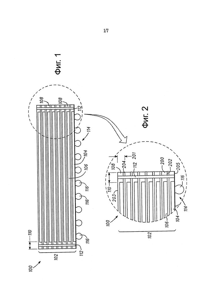 Способ соединения многоуровневых полупроводниковых устройств