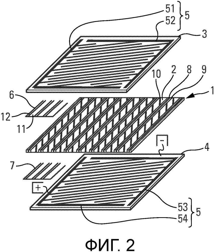 Планарное пьезоэлектрическое исполнительное устройство, обеспечивающее значительное сдвиговое перемещение