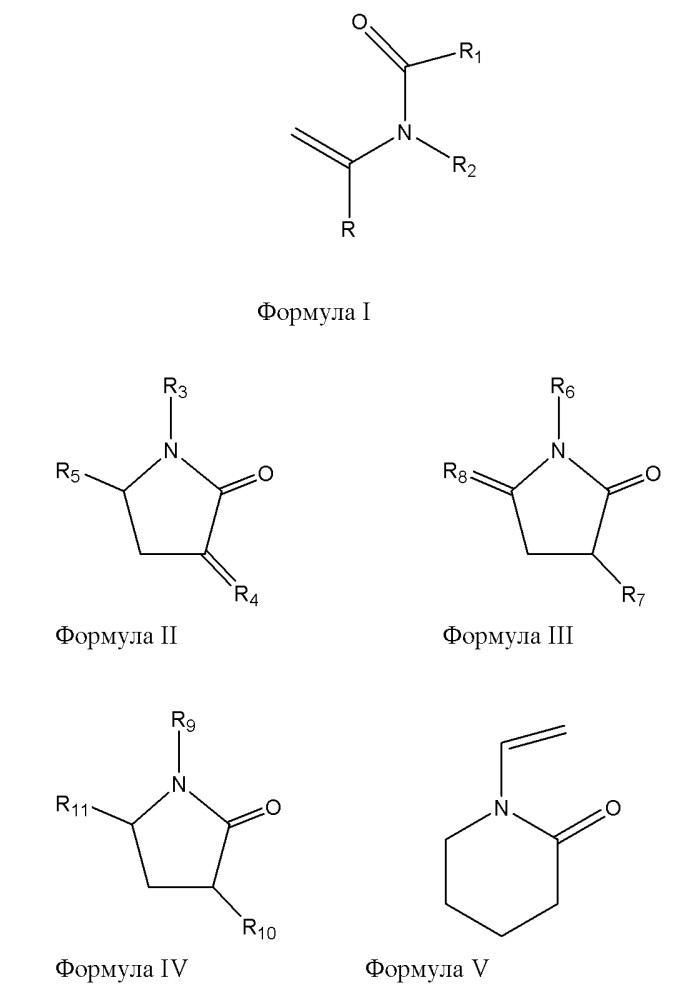 Силиконгидрогели, имеющие структуру, сформированную путем управления кинетикой реакций