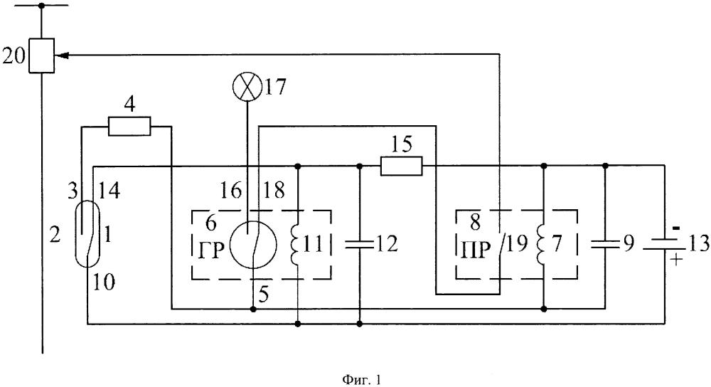 Устройство для токовой защиты электроустановки
