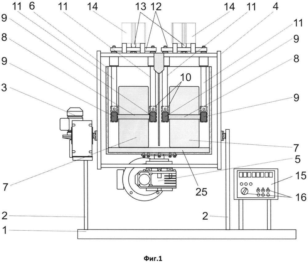 Способ работы пневматической системы меланжера