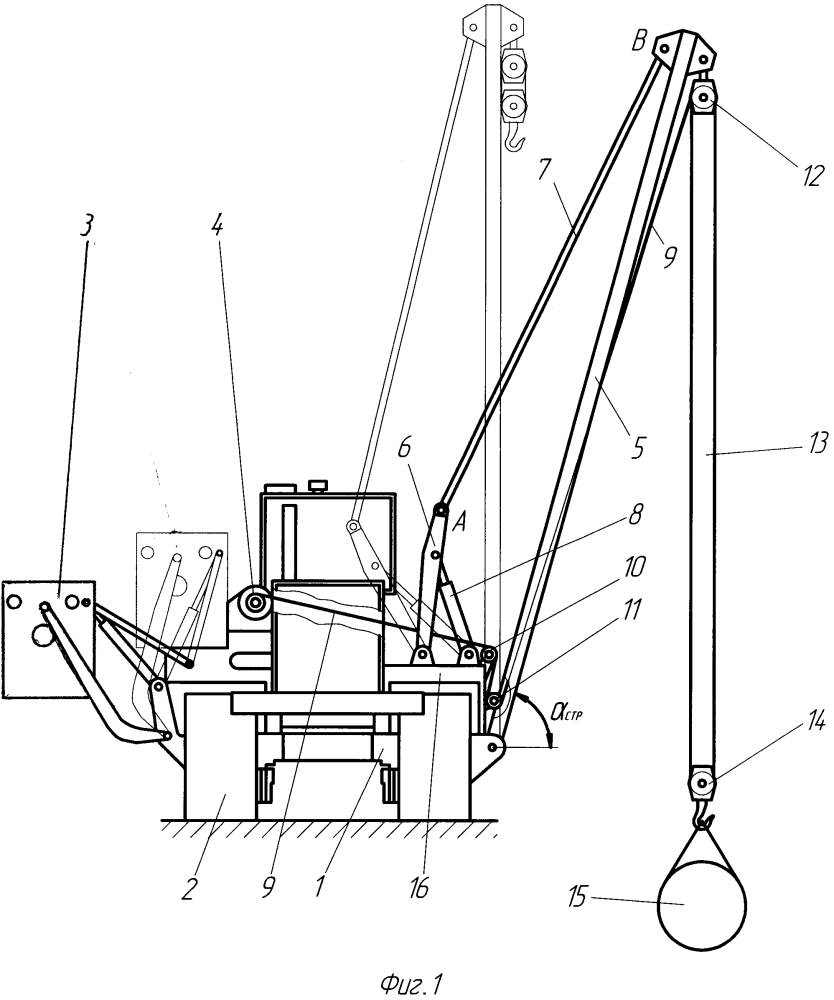 Способ управления краном-трубоукладчиком