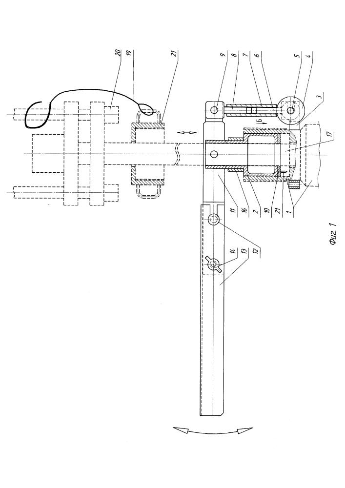 Инструмент для извлечения и набивки сальников в устьевой сальник устьевой арматуры скважины