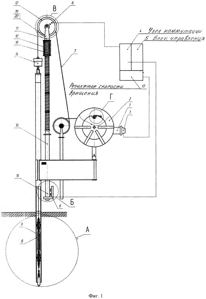Устройство для очистки колонны насосно-компрессорных труб нефтяных скважин от парафина