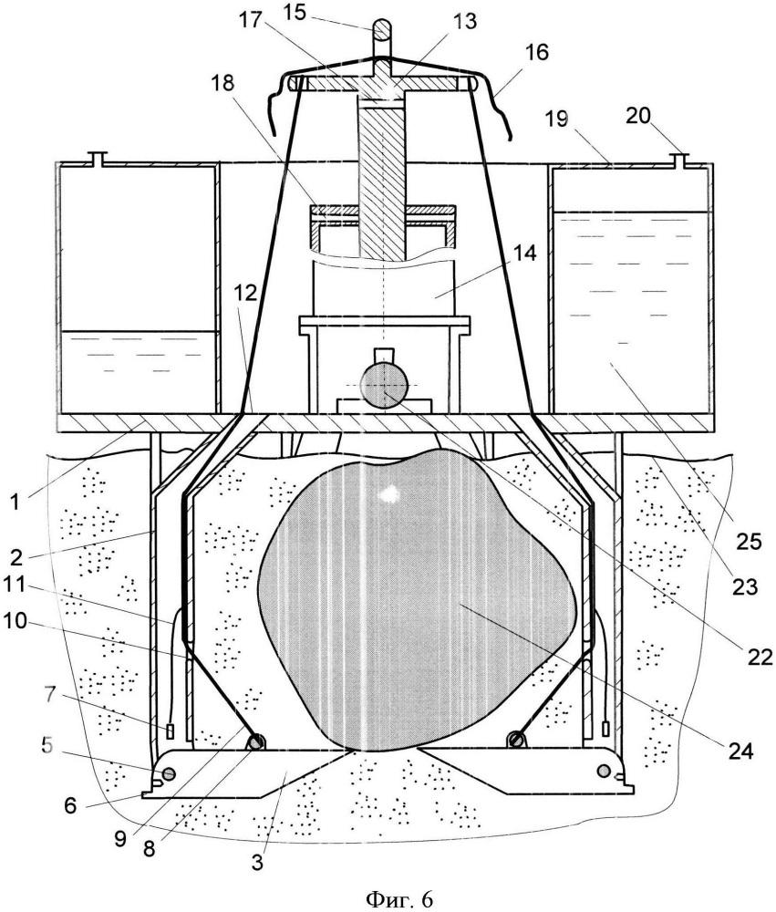 Захватное устройство для заиленных подводных объектов и способ его использования при осуществлении подъема