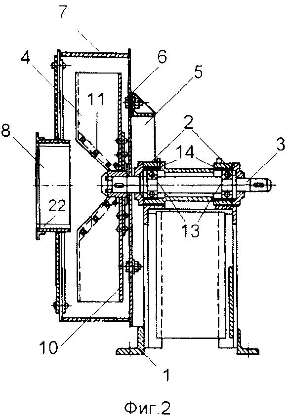 Малошумный вентилятор кочетова